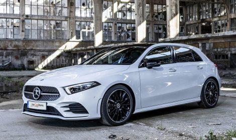 Mercedes A 180 (nowy model) Pakiet AMG <span>Od 219 zł</span>
