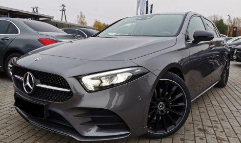 Mercedes A 200 (nowy model) Pakiet AMG <span>Od 219 zł</span>