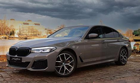 BMW 520d <span>Od 330 zł</span>