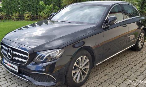 Mercedes E-klasa 200d <span>Od 269 zł</span>