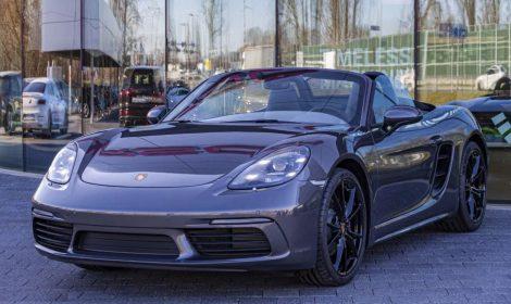 Porsche 718 Boxster <span>Od 599 zł</span>