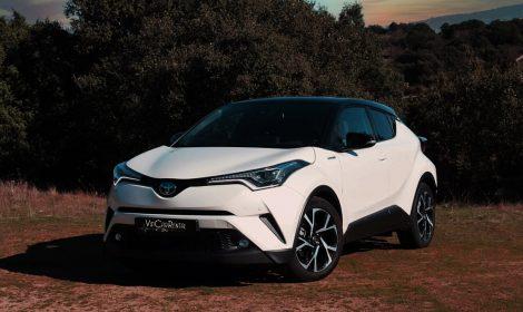 Toyota CH-R  2.0 Hybrid