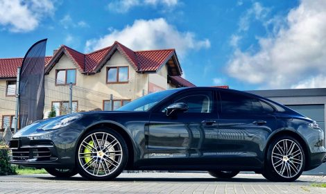 Porsche Panamera Hybrid Od 899 zł